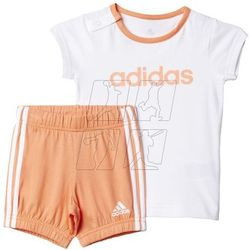 Komplet adidas Summer Easy Girls Set Kids AK2611