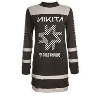 Nikita bluza Post Crew Tie Dye TIE)