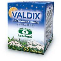 Valdix (Korzeń kozłka) tabl. 0,4g 60tabl.(