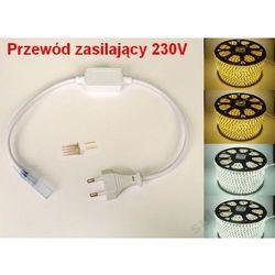 Przewód zasilający do Taśma LED 230V 3528 / 5050