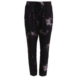 TOM TAILOR DENIM Spodnie materiałowe black