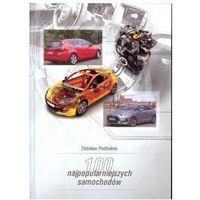100 najpopularniejszych samochodów + zakładka do książki GRATIS (opr. broszurowa)