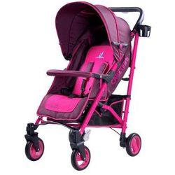 Caretero SONATA wózek dziecięcy spacerówka fiolet purple