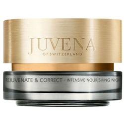 JUVENA Skin Rejuvenate Intensive Nourishing Night Cream intensywnie odzywczy krem na noc do skory suchej i bardzo suchej 50ml