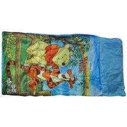 Śpiwór dla dzieci Kubuś Puchatek - Niebieski