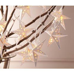 Łańcuch świetlny LED, biały