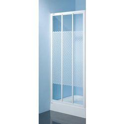 SANPLAST drzwi Classic 80 przesuwne, szkło W5 DTr-c-80 600-013-1621-01-420