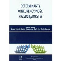 Determinanty konkurencyjności przedsiębiorstw