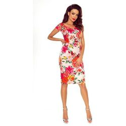 ea244d65b0 suknie sukienki lipsy ariana grande sukienka koktajlowa nude (od ...