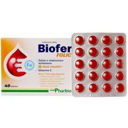 Biofer folic x 40 tabl