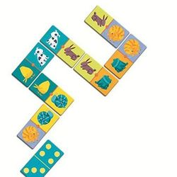 Gra domino - Kolory