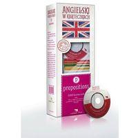 Angielski w Karteczkach - fiszki Prepositions + 1 CD