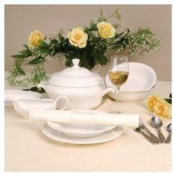Zestaw obiadowy dla 12 osób porcelana Karolina Castel