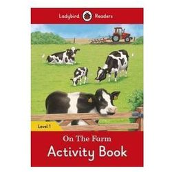 On the Farm Activity Book Level 1