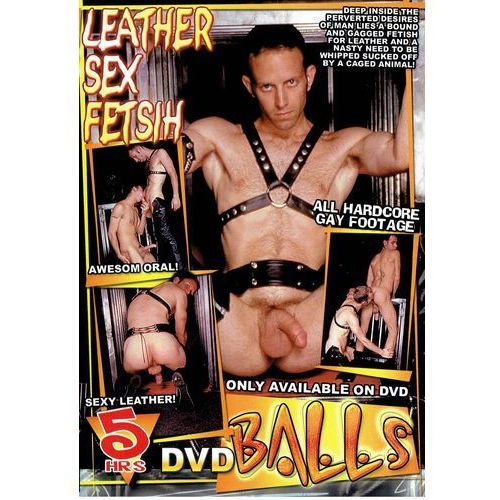 Leather sex fetish