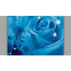Fototapeta Niebieskie róże róża 581VE Bezpłatna wysyłka kurierem od 300 zł! Darmowy odbiór osobisty w Krakowie.
