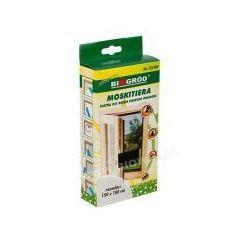Moskitiera-siatka do okien przeciw owadom 1,5x1,8m