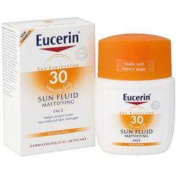 Eucerin® Sun Protection Sun Fluid Mattifying Face SPF30 High (50ml)