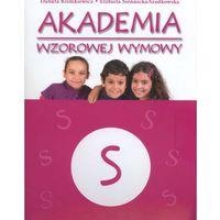 Akademia wzorowej wymowy S (opr. miękka)