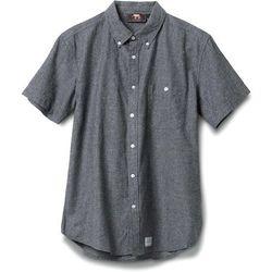 koszule DIAMOND - Trent Brushed Black (BLACK)