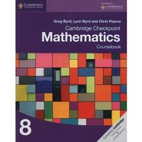 Cambridge Checkpoint Mathematics Coursebook 8 (opr. miękka)