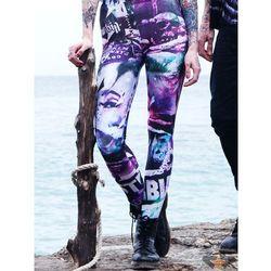 spodnie damskie (legginsy) Disturbia - Hollywood Babylon - 129