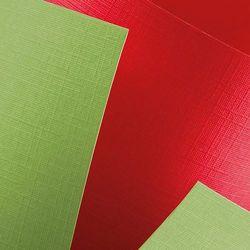 Karton ozdobny Holland Galeria Papieru, zielony, format A4, opakowanie 20 arkuszy, 200514