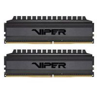 PATRIOT DDR4 Viper 4 Blackout 16GB/3600(2*8GB) Black CL17 PVB416G360C7K