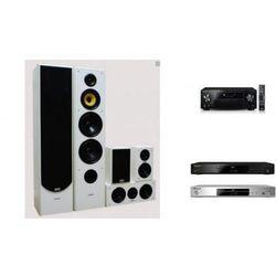 PIONEER VSX-531 + BDP-180 + TAGA TAV-606SE W - Kino domowe - Autoryzowany sprzedawca