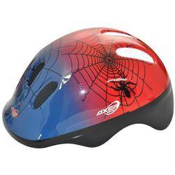 Kask rowerowy dla dzieci Happy Spiderman