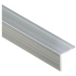 Kątownik aluminiowy 100cm, 2x2 cm Cezar