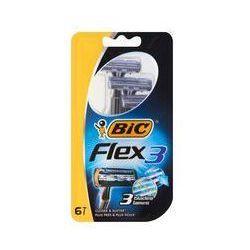 Maszynka do golenia Flex 3 6 sztuk