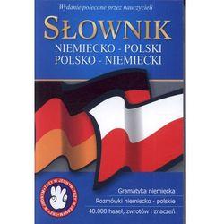 Słownik niemiecko-polski polsko-niemiecki (opr. miękka)