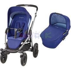 Wózek wielofunkcyjny Mura Plus 4 Maxi-Cosi (river blue)