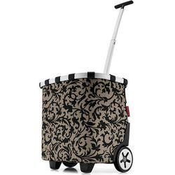 Wózek na zakupy Reisenthel Carrycruiser Baroque Taupe