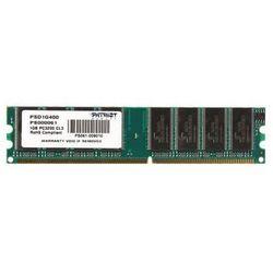 Patriot Signature Line DDR1 1GB 400 CL3