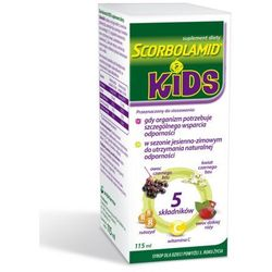 Scorbolamid Kids syrop 115 ml
