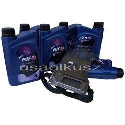 Mineralny olej ATF III + filtr oleju skrzyni biegów AW4 Jeep Cherokee FT1102 / AT42