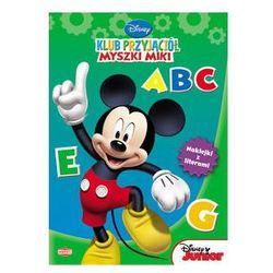 Klub Przyjaciół Myszki Miki Litery