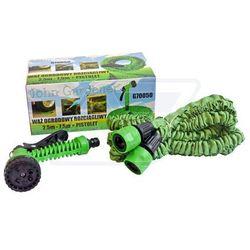Wąż ogrodowy rozciągliwy 2-7.5 m G70050