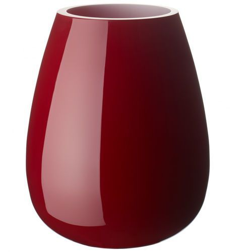 Villeroy&Boch - Wazon Drop Mały Deep Cherry