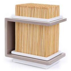 Stojak bambusowy na noże szary FAKIRT - Cookut