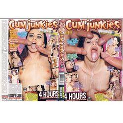 Cum Junkies # 07 - DVD
