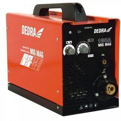 Spawarka inwentorowa mini DEDRA DESMi180 IGBT MIG/MAG 180A