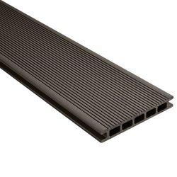 Deska tarasowa kompozytowa WPC 14,5x240x2,4cm Brązowy Windoor