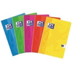 Zeszyt szkolny Oxford Soft Touch A5/32k. 400-874 kratka