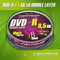 Płyta ESPERANZA DVD+R Double Layer