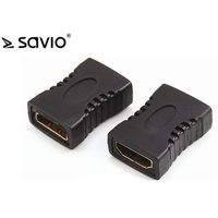 SAVIO ADAPTER HDMI (F) - HDMI (F) - PROSTY CL-111