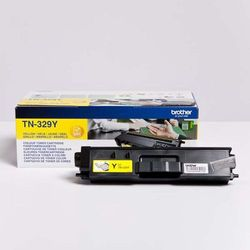 Brother oryginalny toner TN-329Y, yellow, 6000s, Brother HL-L8350CDW,HL-L9200CDWT
