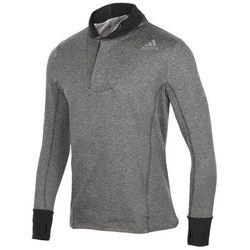 bluza do biegania męska ADIDAS SEQUENCIALS CLIMAHEAT 1/2ZIP TOP / F93710 API:Promocja dla towaru o ID: 26286 (-40%)